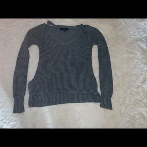 Adorable Blue Aeropostale Sweater